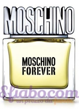 Tester Moschino Forever EDT 100ml Uomo
