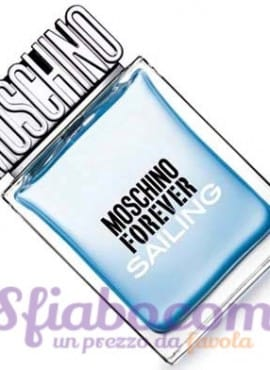 Tester Moschino Forever Sailing EDT 100ml Uomo