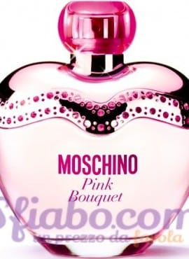 Tester Profumo Moschino Pink bouquet EDT 100ml Donna