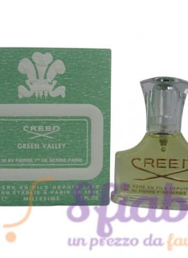 Profumo Creed Green Valley EDT 30ml Uomo