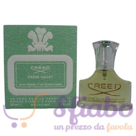 Profumo Creed Green Valley EDT 30ml Uomo