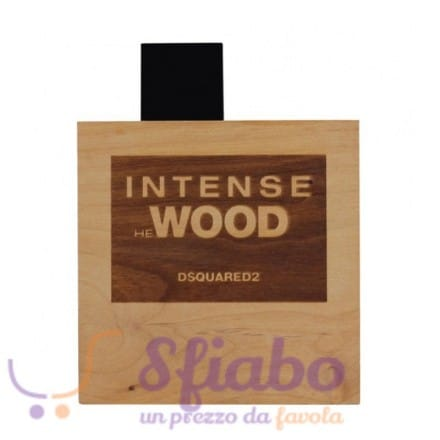 Tester Dsquared He Wood Intense Dsquared EDT 100ml Uomo