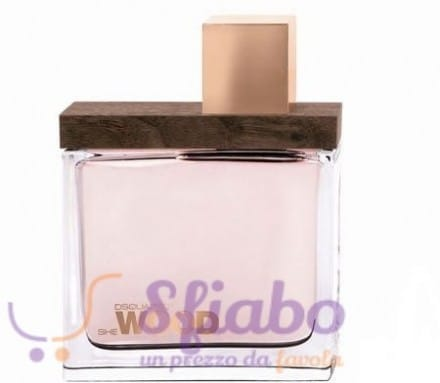 Tester Dsquared She Wod Dsquared EDP 100ml Donna