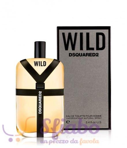 Profumo Dsquared Wild Dsquared EDT 50ml Uomo