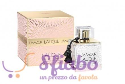 Profumo Lalique L'amour EDP 100ml Donna