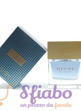 Profumo Gucci Pour Homme II 100ml EDT Uomo