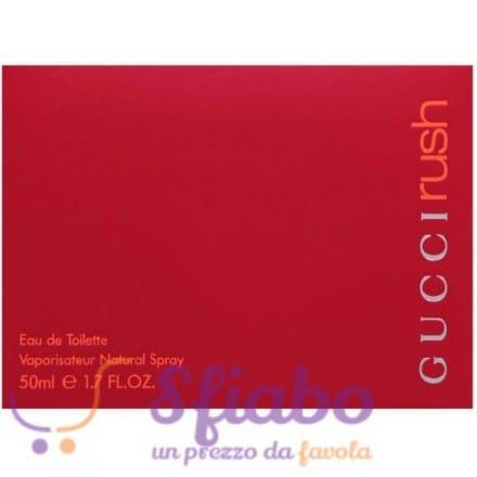 Profumo Gucci Rush EDT 50ml Donna