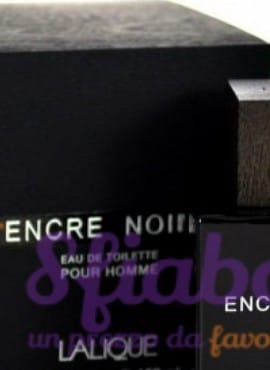 Profumo Lalique Encre Noir EDT 50ml Uomo