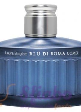 Tester Blu Di Roma Laura Biagiotti  EDT 125ml Uomo