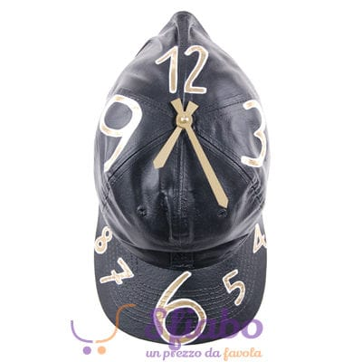 orologio cappellino antartidee nero sconto