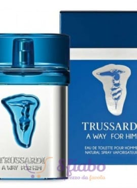 Profumo Trussardi a way for Him 50ml EDT Uomo