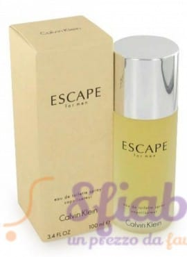 Profumo Escape Calvin Klein EDT 100ml Uomo