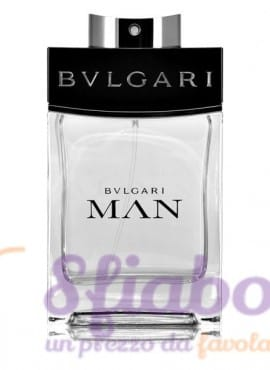Tester Bulgari Man EDT 100ml Uomo