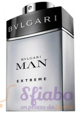 Tester Bulgari Man Extreme EDT 100ml Uomo