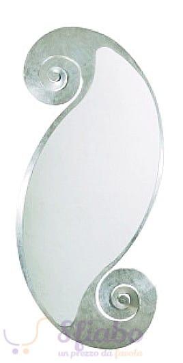 Specchio circe ovale arti mestieri - Specchio arti e mestieri ...