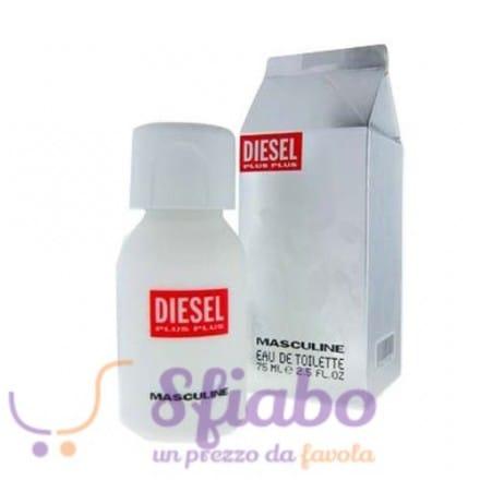Profumo Diesel Plus Plus Masuline EDT 75ml Uomo