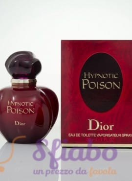 Profumo Christian Dior Hypnotic Poison EDT 30ml Donna