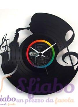 Orologio Music Clock Vinyluse