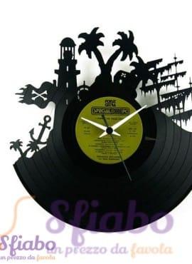 Orologio Pirates Vinyluse