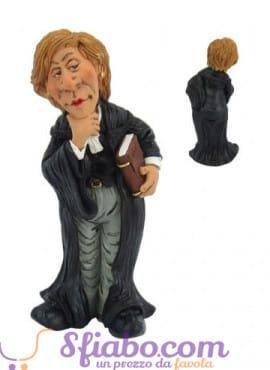 Statuina caricatura Avvocatessa