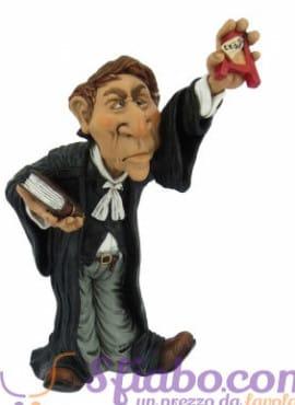 Statuina Caricatura Avvocato