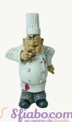 Statuina caricatura Chef