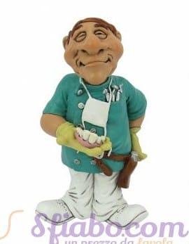 Statuina caricatura Dentista