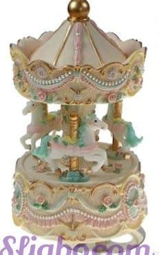 Carillon Giostra Beige