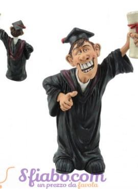 Statuina caricatura Laureato