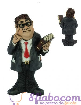 Statuina Caricatura Professore