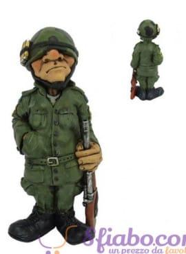 Statuina Caricatura Soldato