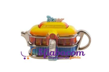 The Teapottery Diner Teiera Ceramica Ristorante