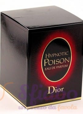 Profumo Christian Dior Hypnotic Poison EDP 50ml Donna