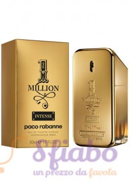 Paco Rabanne One Million Intense EDT 50ml Uomo