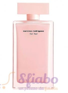 Tester Narciso Rodriguez Bottiglia Rosa Donna 100ml Eau De Parfum