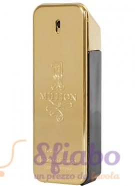 Tester Paco Rabanne One Million 100ml EDT Uomo