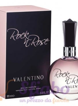 Profumo Valentino Rock 'n Rose EDP Donna 90ml
