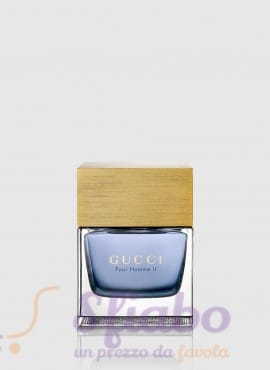 Tester Gucci Pour Homme II 100ml EDT Uomo