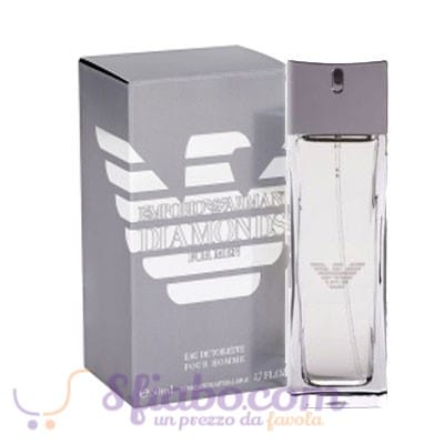 Profumo Giorgio Armani Diamonds Eau De Toilette 50ml