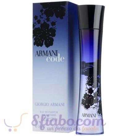 Profumo Armani Code Donna 50ml Eau De Parfum