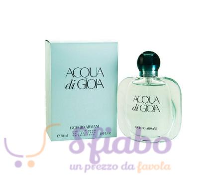 Profumo Acqua di Gioia 30 ml EDP Giorgio Armani