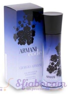 Profumo Armani Code Donna 30ml Eau De Parfum