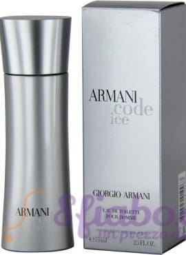 Tester Armani Code Ice Uomo EDT 75ml