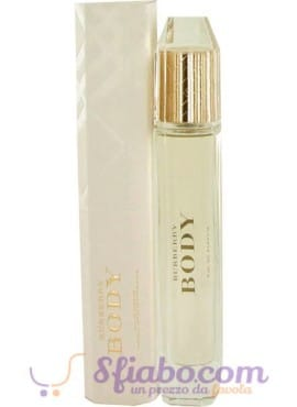 Profumo Burberry Body EDP 85ml Donna