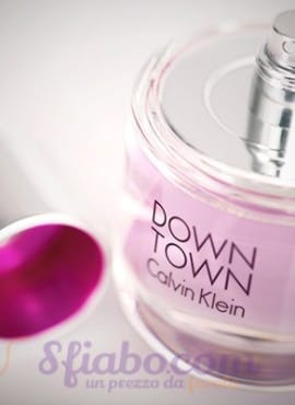 Tester Profumo Calvin Klein Downtown EDP Donna 90ml