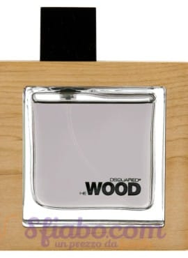 Tester Profumo Wood Dsquared EDT 100ml Uomo
