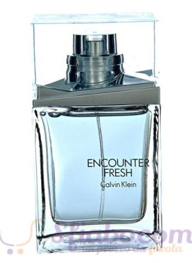 Tester Profumo Calvin Klein Encounter Fresh EDT Uomo 100ml