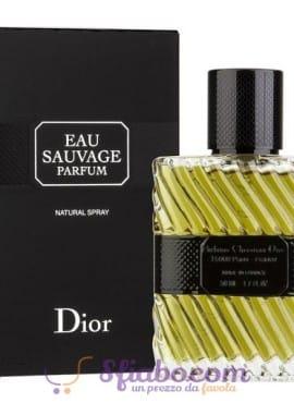 Tester Dior Eau Sauvage 100ml EDP Parfume