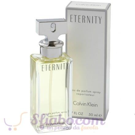 Profumo Donna Calvin Klein Eternity EDP 50ml