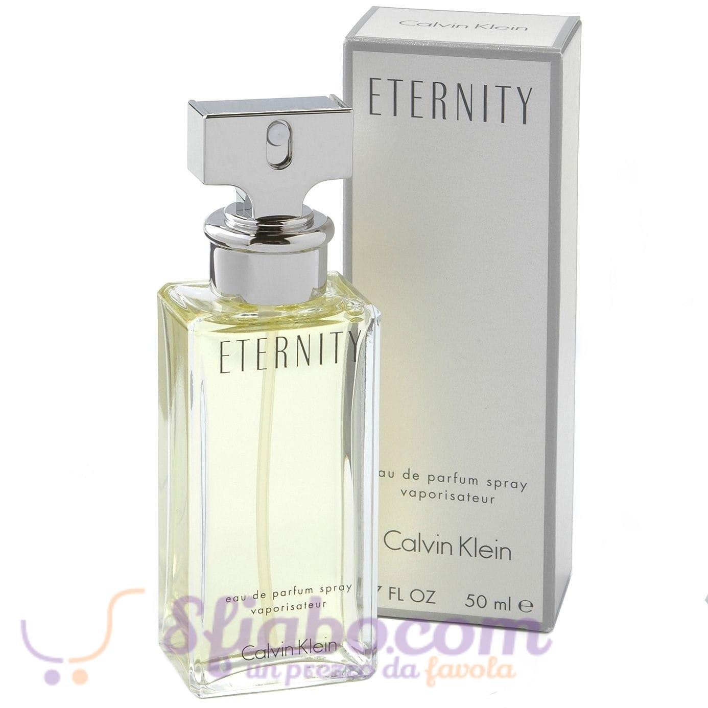 591158edcf4da6 Profumo Donna Calvin Klein Eternity EDP 50ml